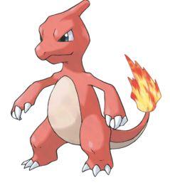 Charmeleon Pokemon Go