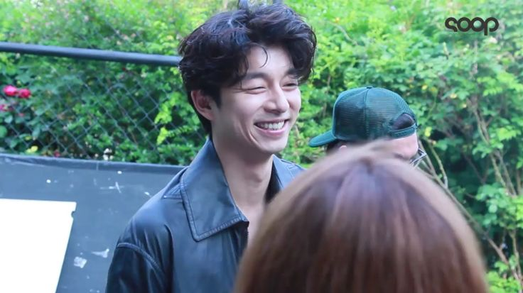 Gong Yoo - marie claire bts