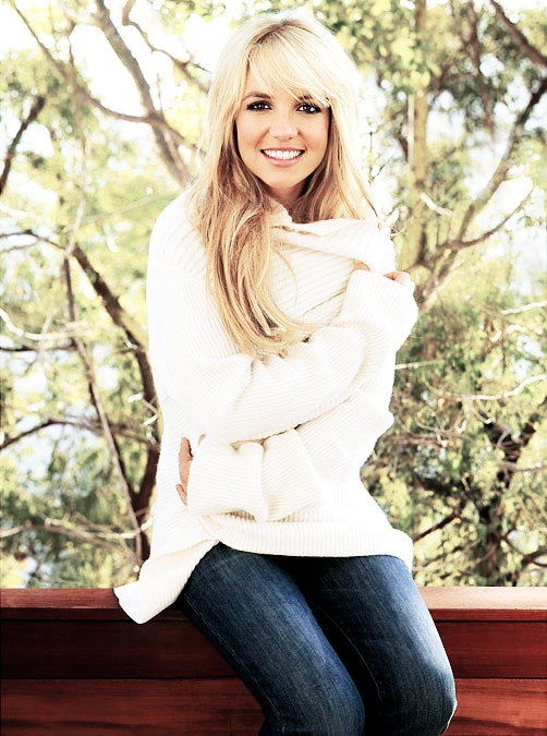 britney. she looks so pretty in this picture!
