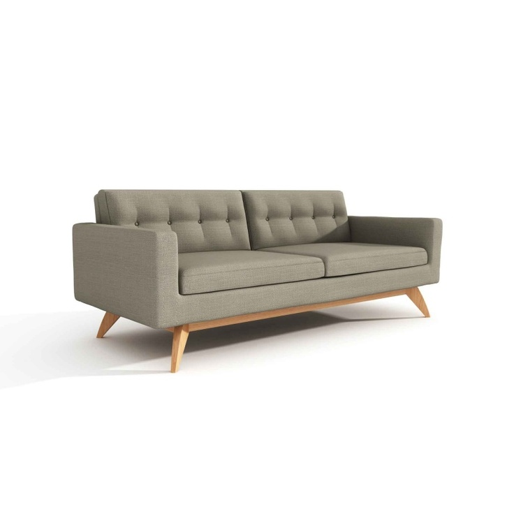TrueModern Luna Condo Sofa