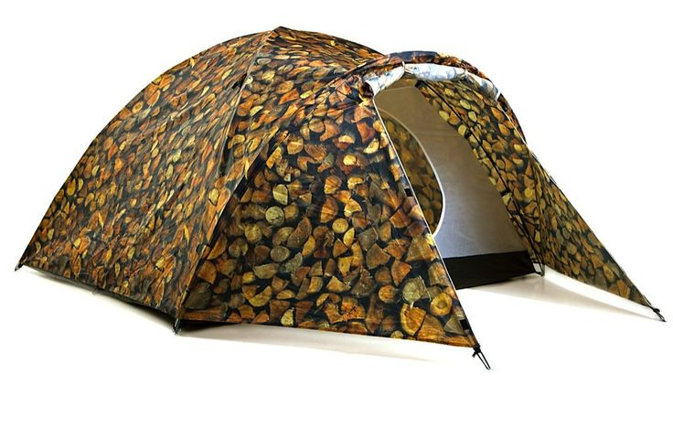 Woodstock - Solar Powered Tent from The Stylish Camping Company