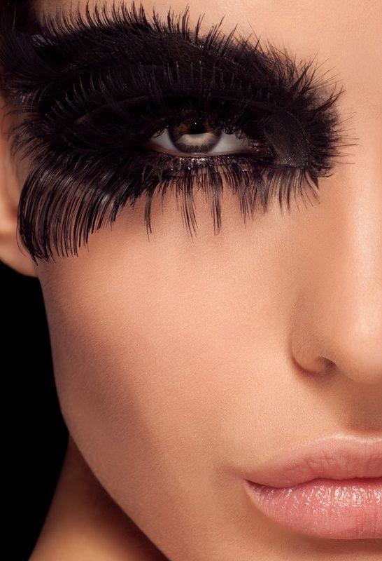 "make-up-is-an-art: "" MUA: Slav for Max Factor, Photo: Peter Draganov for MEM Studio. """