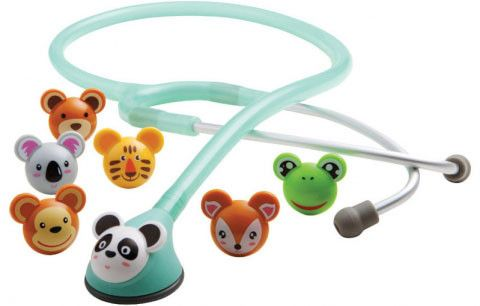 American Diagnostic Corporation ADC 618 Series Adimals® Platinum Pediatric Stethoscope