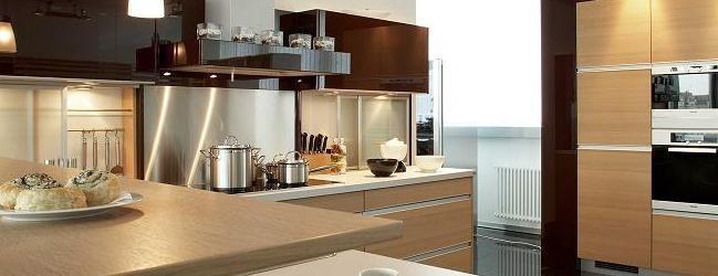 Modern Kitchen http://homewarekitchen.com