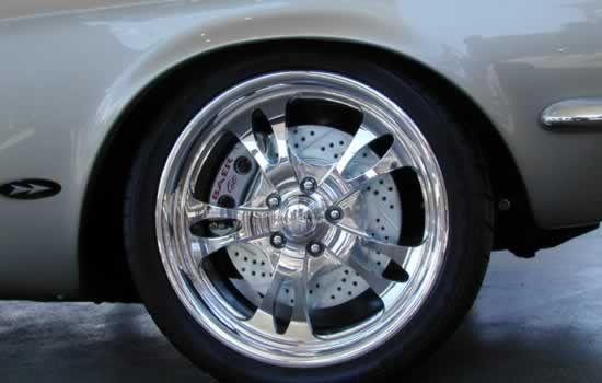 1967 Fast Forward Mustang | AmcarGuide.com - American muscle car guide