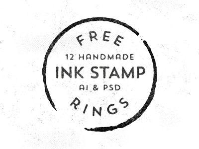 12-Free-Handmade-Stamp-Rings