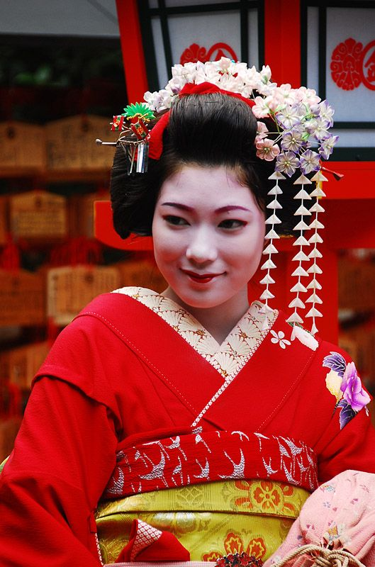 From Gion, Kyoto's famous entertainment and geisha district Copyright: Mehmet Kemal Mert