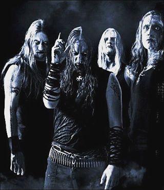 Marduk band pic, Devo, Mortuus, Lars Broddesson, Morgan. Best lineup