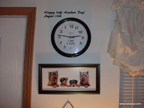 left handers day | Happy Left Handers Day!