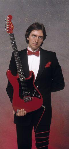 Allan Holdsworth guitar hero God legend
