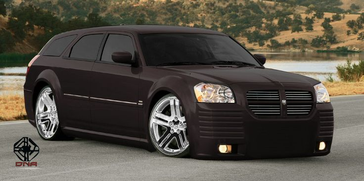 DNA Dodge Magnum by VirtualTunerDNA