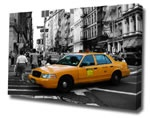 New York City Yellow Cab city canvas from only £14.99 at Canvas Art Print http://www.canvasartprint.co.uk/products/NEW-YORK-CITY-YELLOW-CAB-446540.aspx