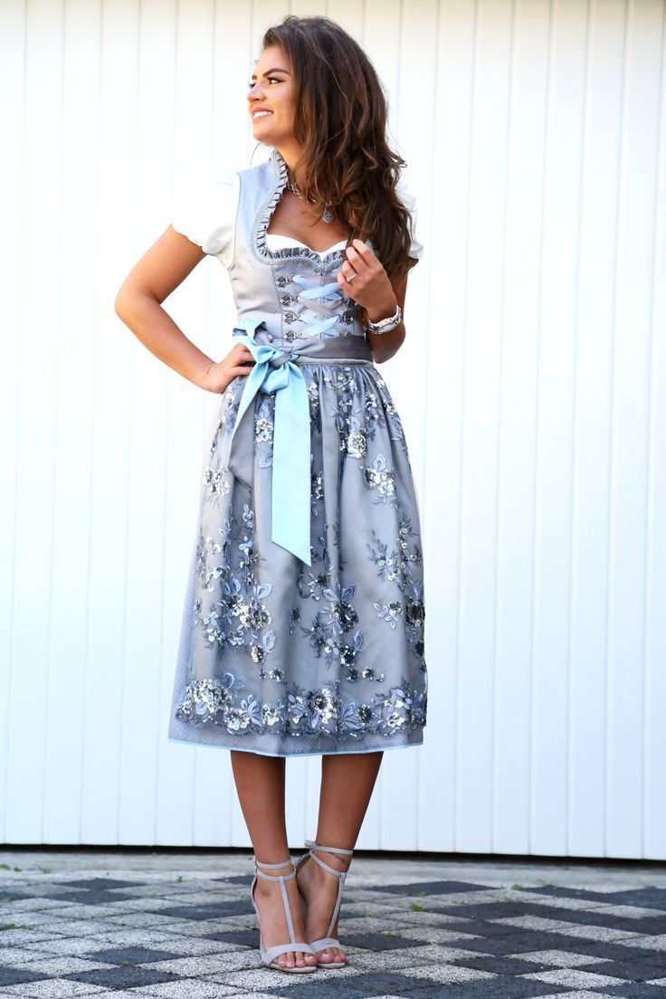 Krüger Feelings by Anni Dirndl Collection – Dirndl / Costume – #Anni #collection #DIRNDL #DirndlTracht #Feelings