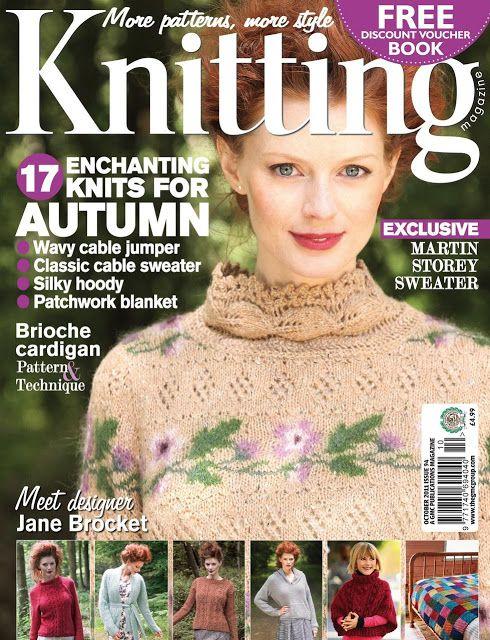 Butterfly Creaciones: revista knitting magazine