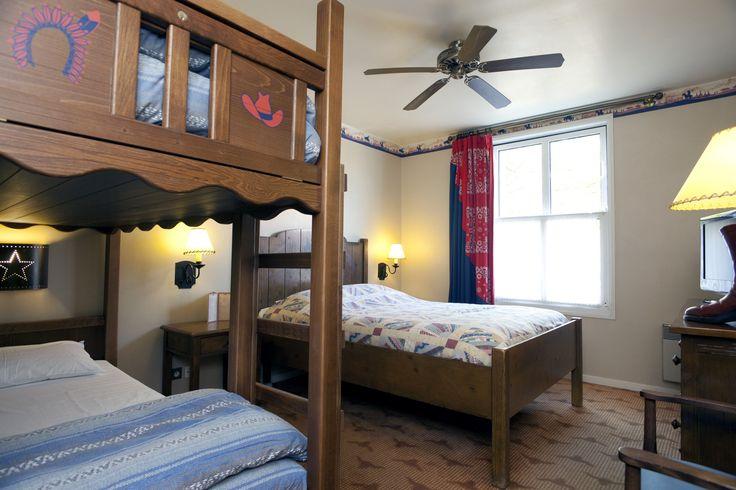 Disney Hotels, Hotel Cheyenne - Standard Room, Disneyland Paris