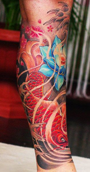 Japanese Tattoo by Valio Ska | Tattoo No. 5586