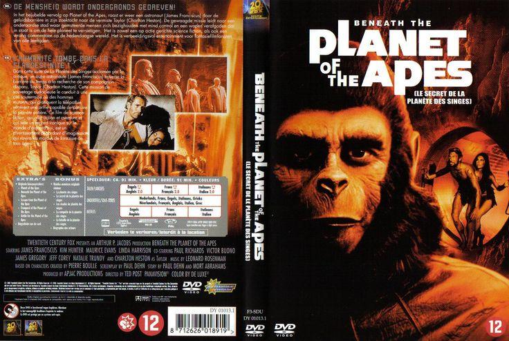 Jaquette DVD de Le secret de la planete des singes - Cinéma Passion