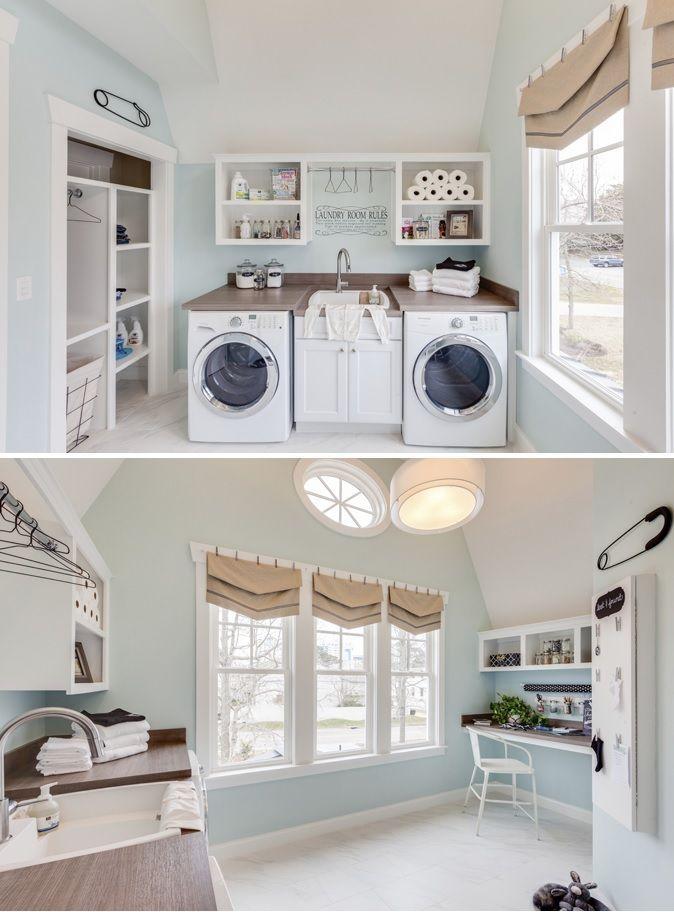 The Laundry Room Decor Laundry Room Design Laundry Room Home Decor