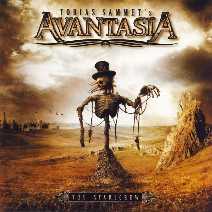"""What Kind of Love"" - Avantasia Album: The Scarecrow"