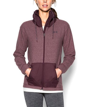 Look what I found on #zulily! Oxblood ColdGear® Infrared Hybrid Jacket…