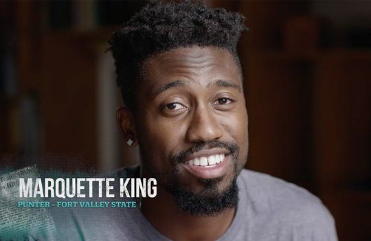 'Breaking Ground': Marquette King Explains How He Overcame The Anxiety Of NFL Competition