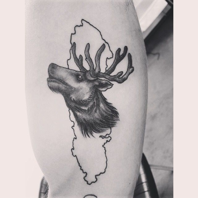Ollie Proudlock Norway Tattoo