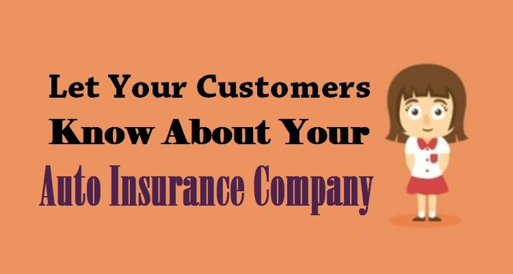 Let Your #Customers Know About Your #AutoInsurance Company  #InsuranceCompany #Business #USADirectory