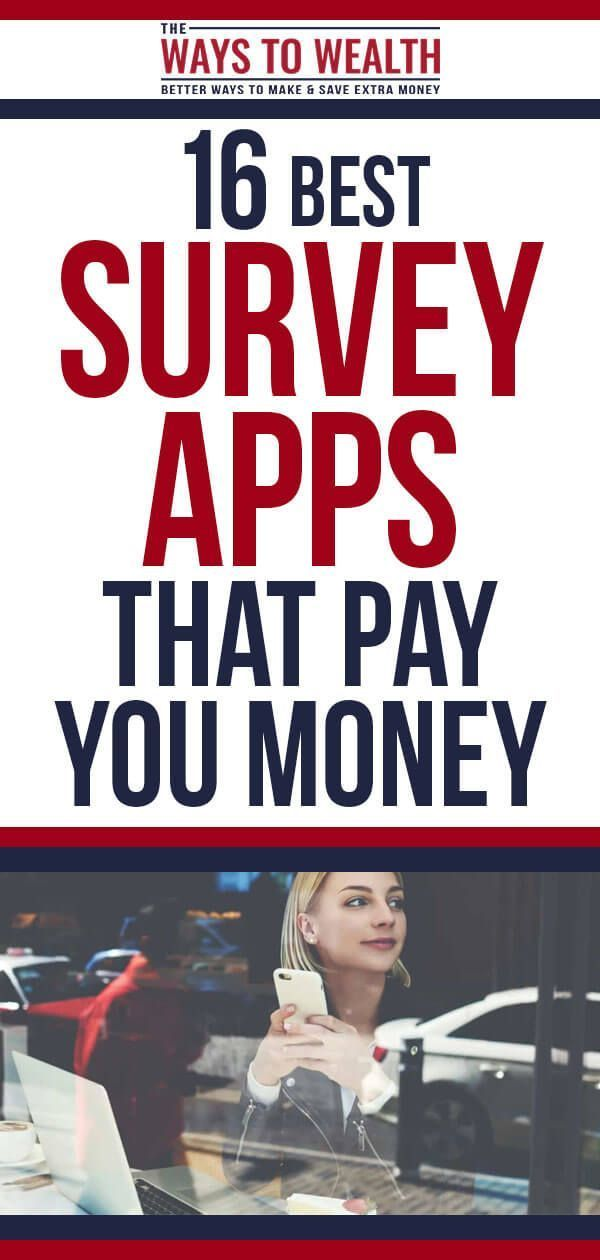 15 Best Survey Apps For Ios And Android Ways To Get Money
