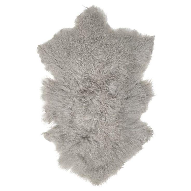 Himalajská kožešina Grey   LALA design - Spolu s vámi tvoříme domov