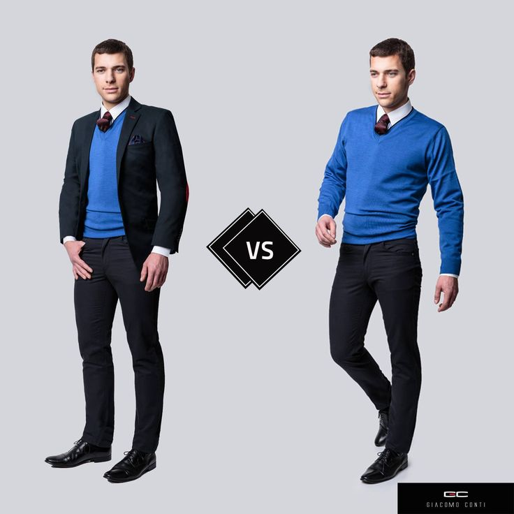 Moda męska nie jedno ma imię . W zależności od okazji, własnego stylu czy osobowości - przybiera zupełnie różne oblicza. Giacomo Conti prezentuje dwie stylizacje, którymi możecie zainspirować przy wyborze ubioru do pracy. Którą wersje wolicie?  Z marynarką czy może bez?