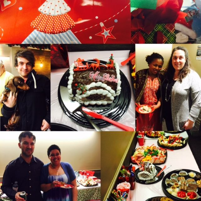 Double Header - Holiday Party | Osgoode Properties
