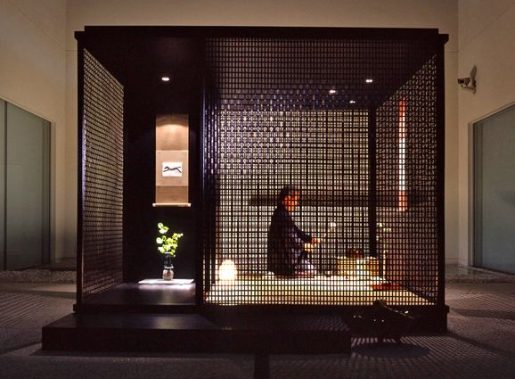 内田繁の茶室「山居」