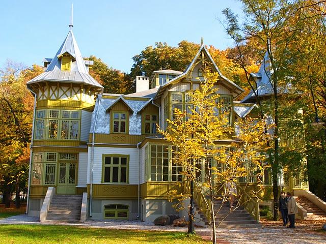 Skansen architektury drewnianej w Łodzi (Biała Fabryka)