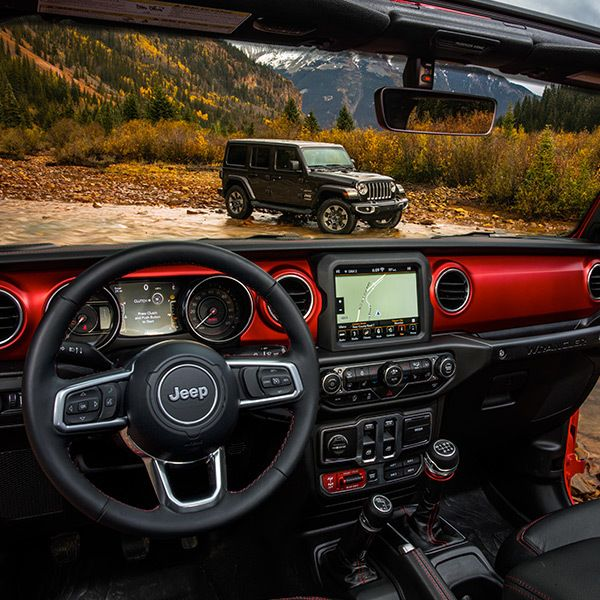 Discover The All New Capable And Efficient Jeep Wrangler Jl