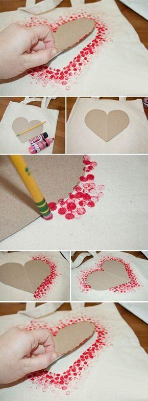 23 Einfache Valentinstag-Handwerkskunst, für die keine besonderen Fähigkeiten erforderlich sind
