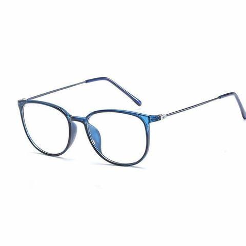 91282cd9bd10 New Arrival Fashion Harajuku Retro Round Glasses Frame Women Myopia Metal  Eyeglassesmodlilj