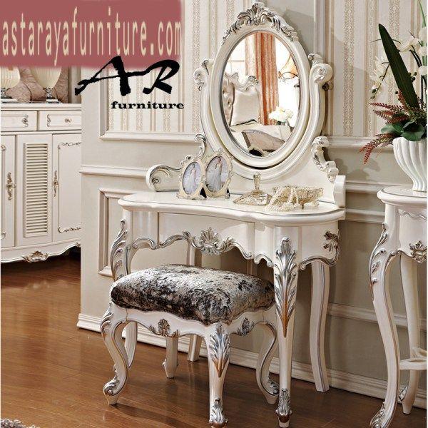 Meja Rias Luxury French Design Classic Furniture