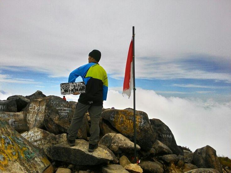 Mt.Arjuna 3339 MSL