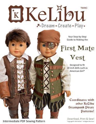 39 besten Kelibu doll patterns Bilder auf Pinterest | Schnittmuster ...