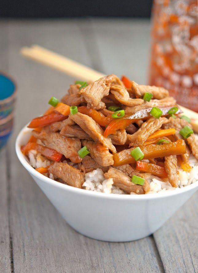 Beef A La Sichuan (Low Carb & Gluten-Free)