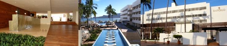 Emporio Mazatlan Mexico Hotel