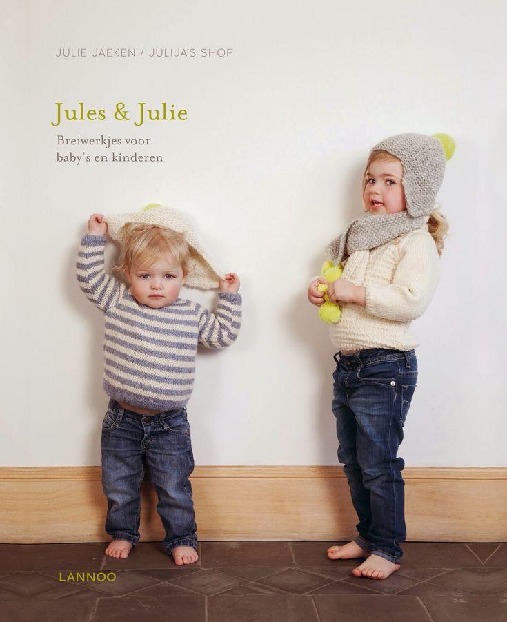 Ons breiboek! Jules en Julie
