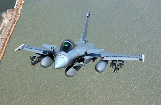 As of December 31, 2016, Dassault's backlog includes 110 Rafale (32 France and 78 Export). © Dassault