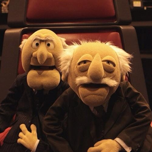 1000 Ideas About The Muppet Christmas Carol On Pinterest: The 25+ Best Statler And Waldorf Ideas On Pinterest