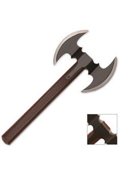 Exclusive Double Throwing Hatchet Axe | Buy Now at mrknife.com