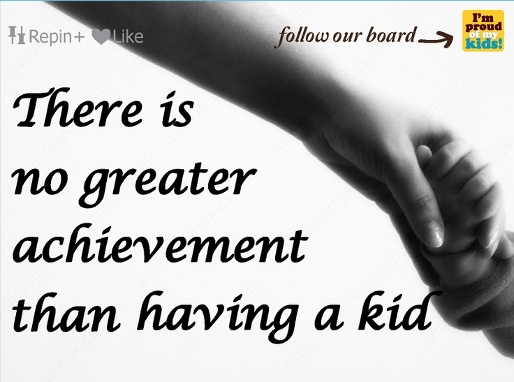 Having Kids Quotes