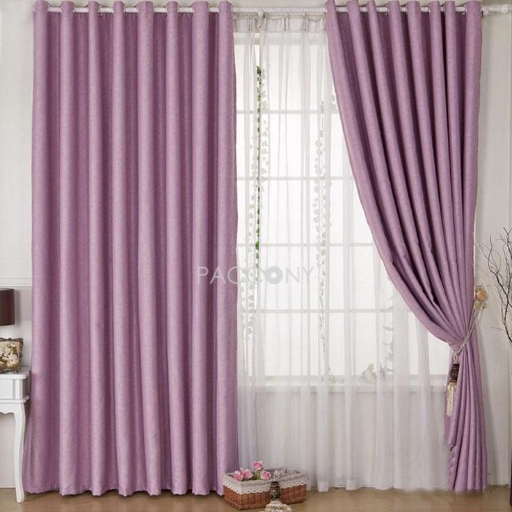 98 best lavender turquoise images on pinterest bedroom - Blackout curtains for master bedroom ...