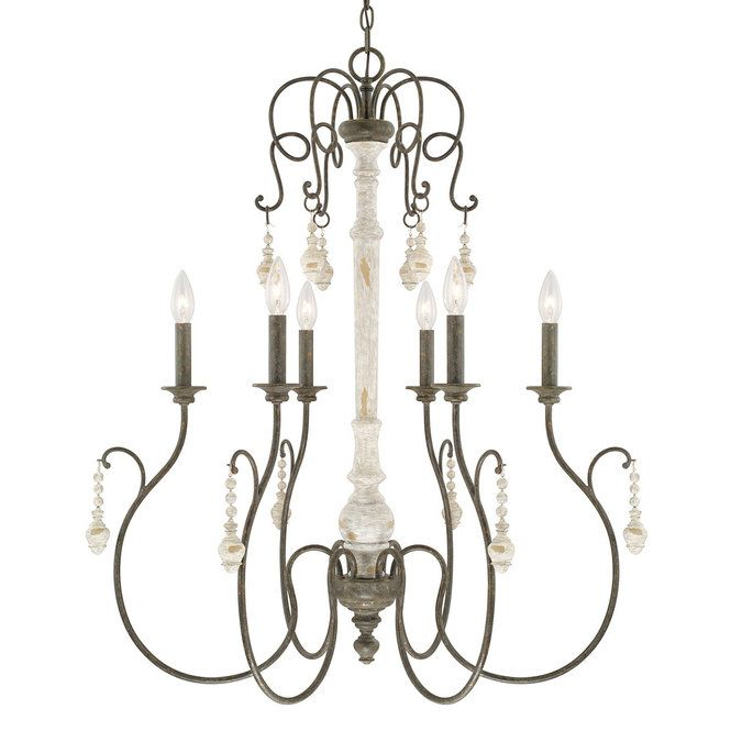 Check out Classic French Country Chandelier - Small from Shades of Light