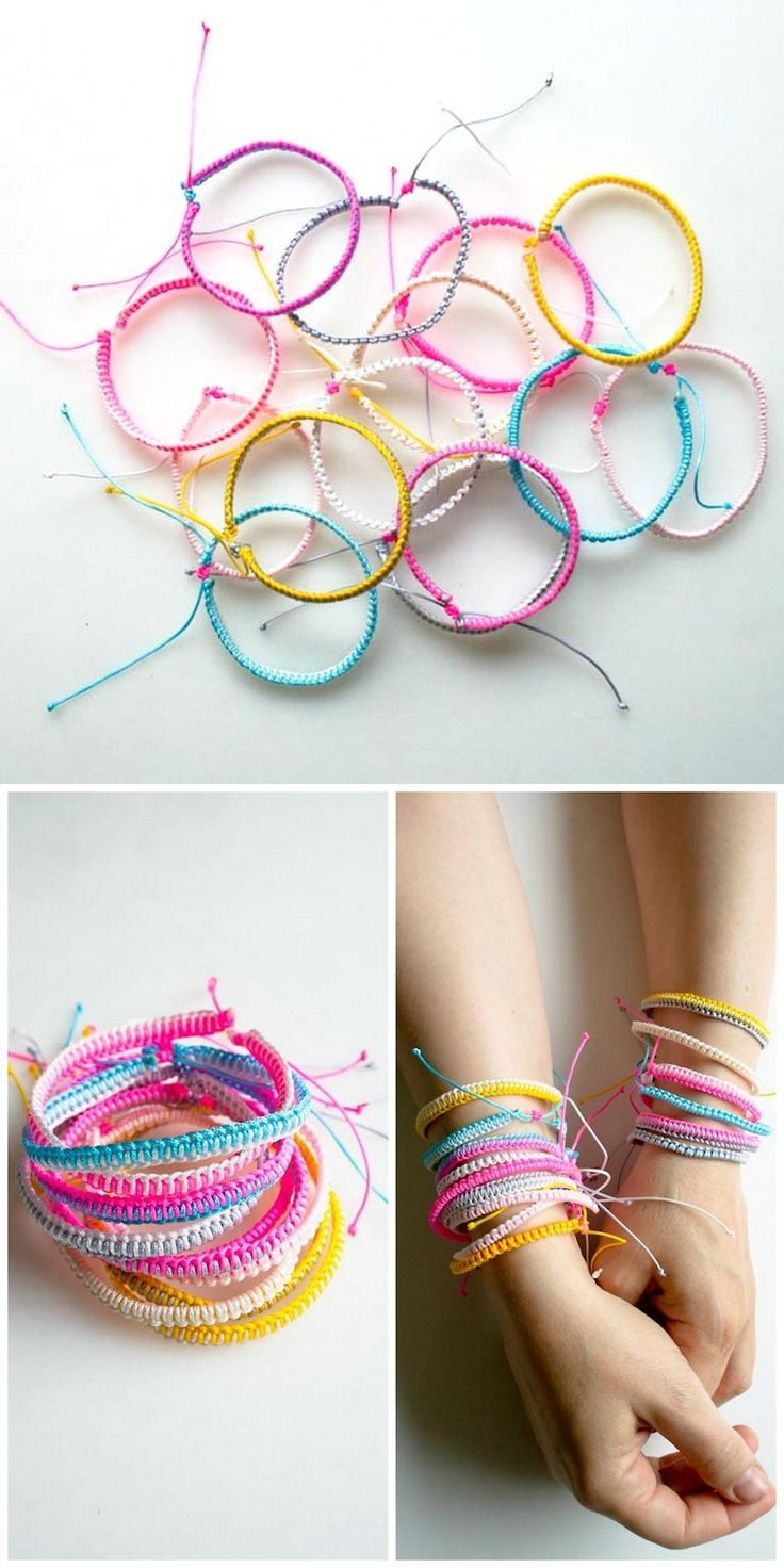 Diy 2 Easy Friendship Bracelet Tutorials Just Out From The Purl Bee There  Is The