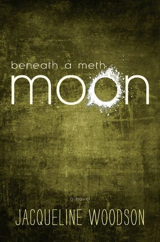 Beneath a Meth Moon, by Jacqueline Woodson.  An honest portrayal of a young girl who, after losing her mother and grandmother in Hurricane Katrina, struggles with meth addiction.  The story is realistic, often dark and sad, and yet the ending is hopeful.